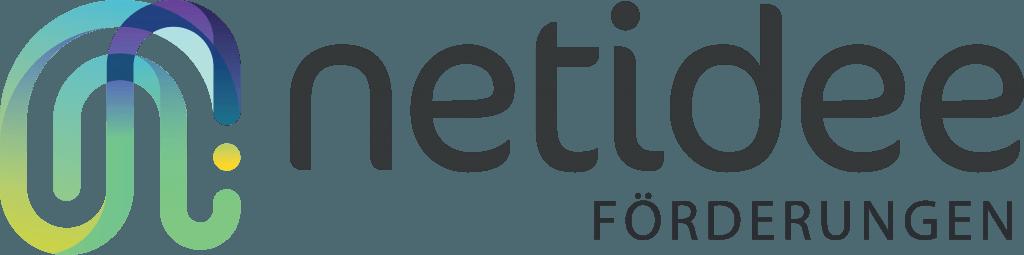 Logo netidee Förderungen